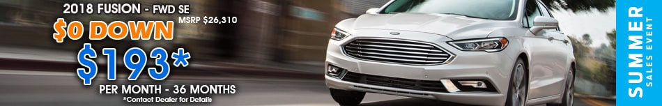Fusion Lease Special