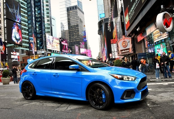 Livonia Ford Focus RS