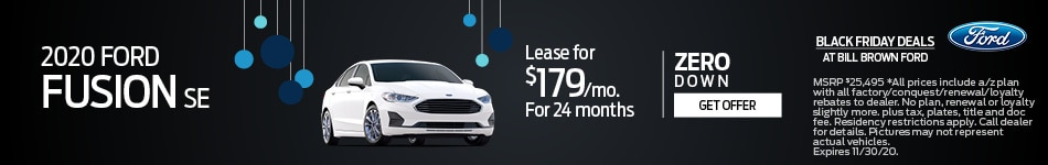 Updated November 2020 Ford Fusion