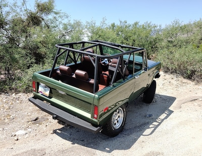 Ford Raptor Bronco