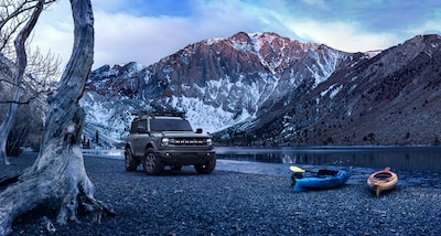 2021 Ford Bronco Big Bend 2-Door