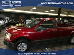 New 2018 Ford F-150 XLT Truck for sale in Livonia, MI