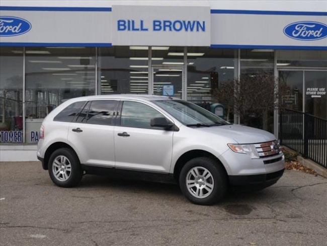Used 2010 Ford Edge SE SUV for sale in Livonia