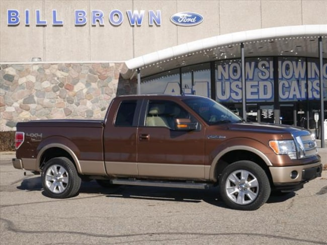 Used 2011 Ford F-150 Truck Super Cab for sale in Livonia