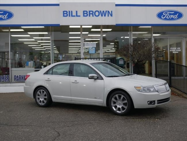 Used 2007 Lincoln Mkz For Sale At Bill Brown Ford Vin
