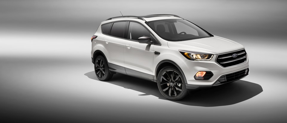 Ford Escape Series Connects Drivers With A Powerful And Sleek Suv
