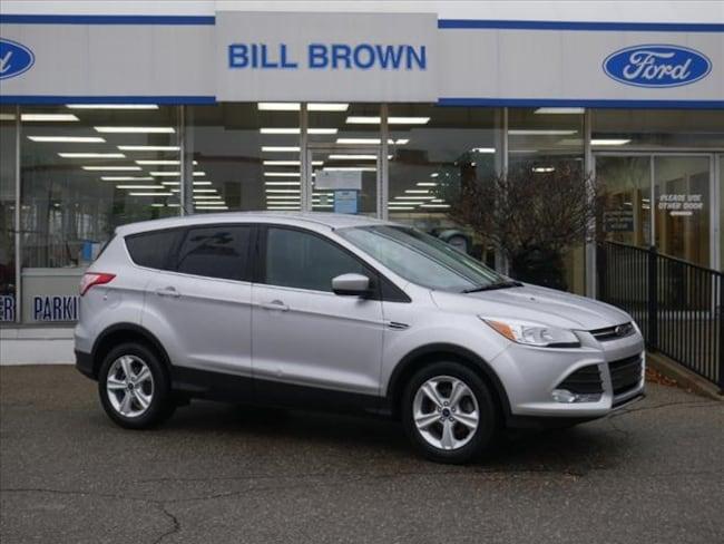 Certified 2015 Ford Escape SE SUV for sale in Livonia