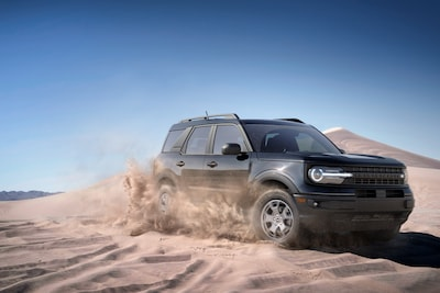 2021 Ford Bronco Sport Base