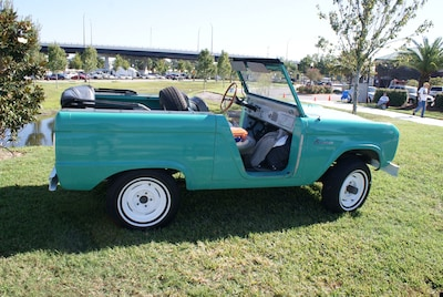 1966 Ford Bronco Convertible