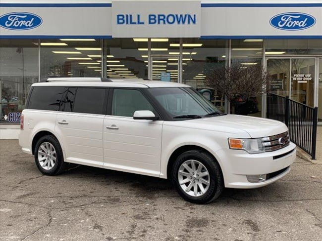 Used 2010 Ford Flex SEL SUV for sale in Livonia