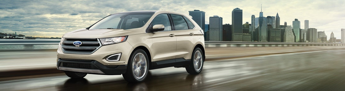 Ford Edge Vs Hyundai Santa Fe Bill Brown Ford In Livonia
