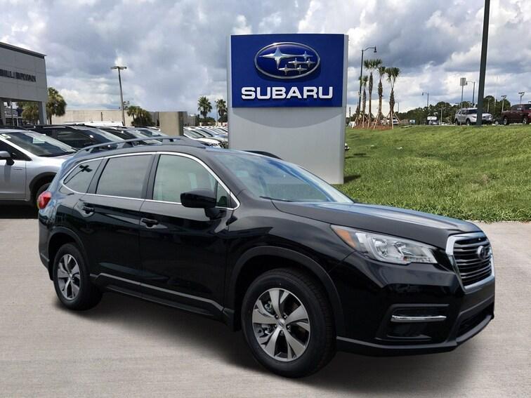 New 2019 Subaru Ascent Premium 7-Passenger SUV in Leesburg FL