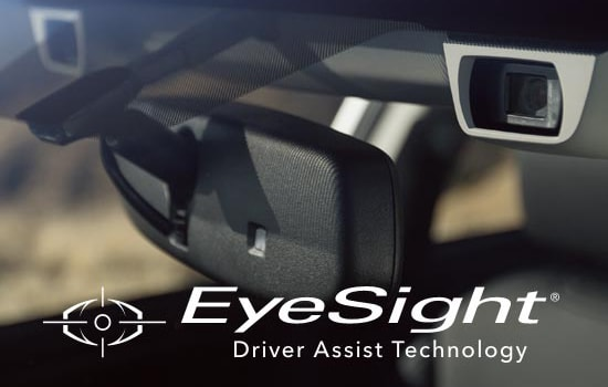 Subaru Eyesight Technology