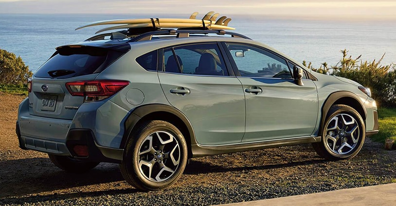 New 2020 Crosstrek Bill Bryan Subaru