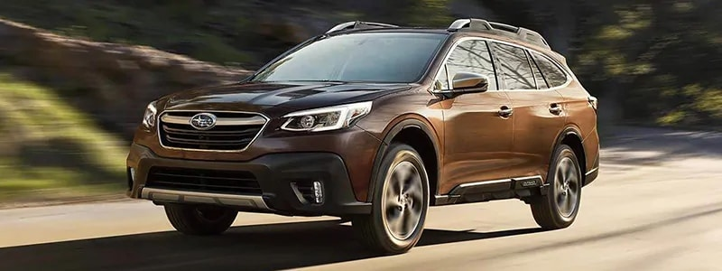 New 2021 Outback Leesburg Florida