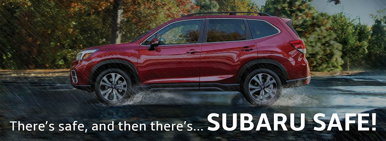 Subaru Safety Features
