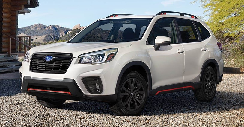 New 2019 Forester Bill Bryan Subaru