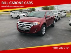 2013 Ford Edge SEL 4dr Crossover SUV