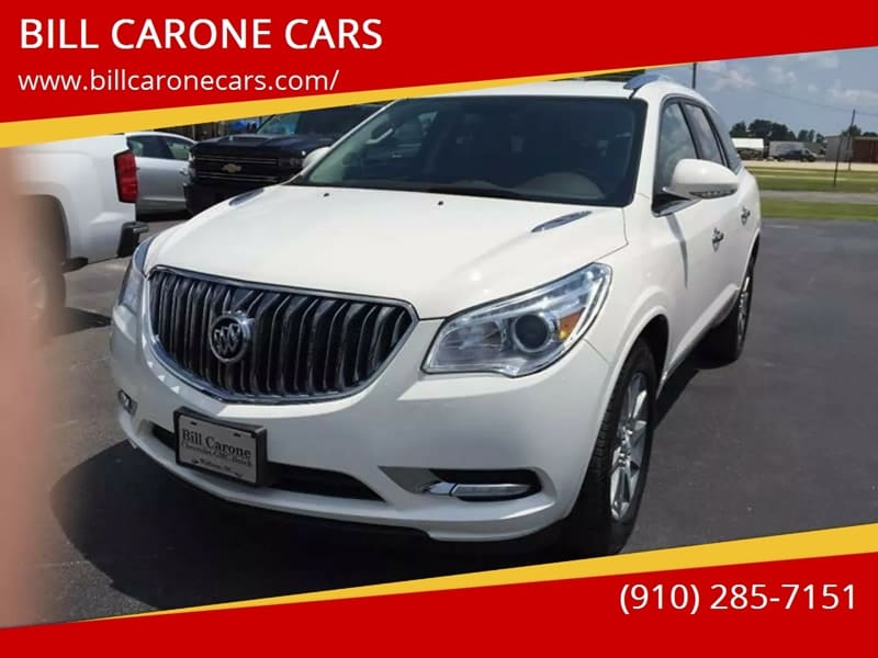 2014 Buick Enclave Leather AWD 4dr Crossover SUV