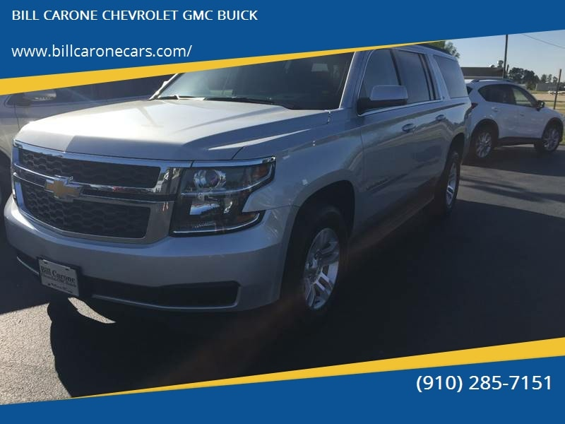 2016 Chevrolet Suburban LT 1500 4x4 4dr SUV SUV
