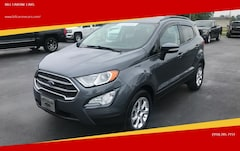 2018 Ford EcoSport SE 4dr Crossover Wagon