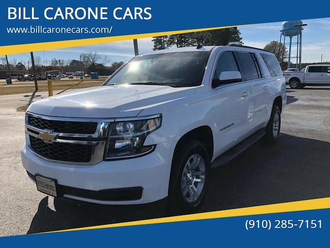 Used 2015 Chevrolet Suburban For Sale At Bill Carone Ford Inc Vin