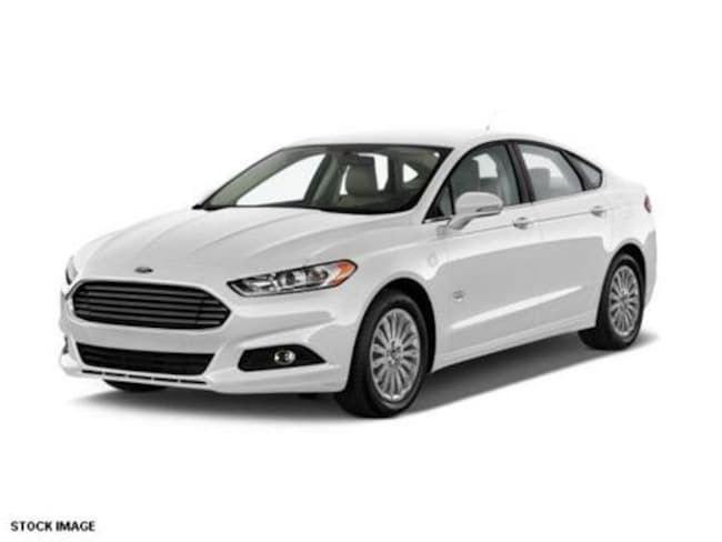 2015 Ford Fusion Energi SE Luxury sedan For Sale in Louisville