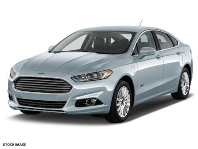 2015 Ford Fusion Energi Titanium sedan For Sale in Louisville