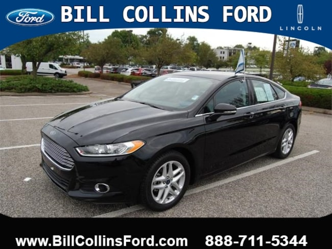 2016 Ford Fusion SE FWD sedan For Sale in Louisville