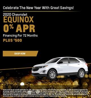 2020 Chevrolet Equinox APR