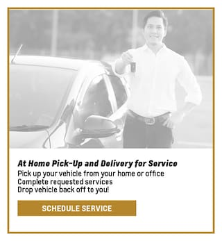 Home Pick Up & Delivery For Service