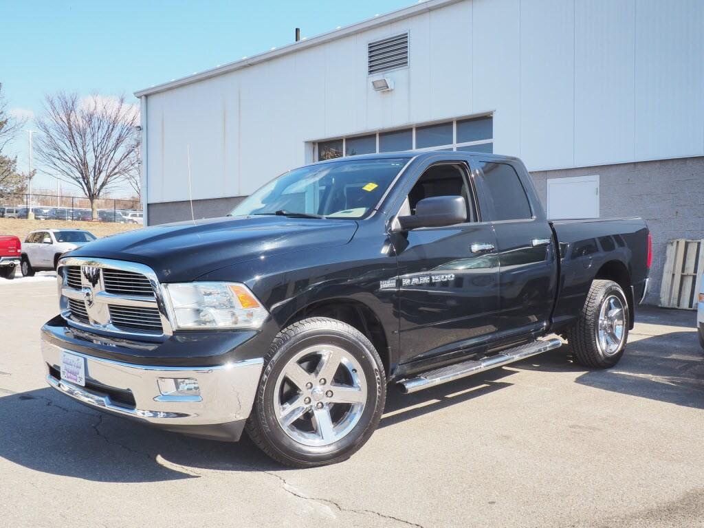 2012 Ram 1500 Big Horn 4x4 Big Horn  Quad Cab 6.3 ft. SB Pickup
