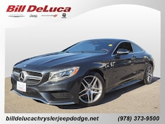 2015 Mercedes-Benz S-Class S 550 4matic AWD S 550 4MATIC  Coupe