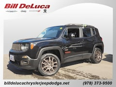 2016 Jeep Renegade Latitude 75th Anniversary 4x4 Latitude 75th Anniversary  SUV