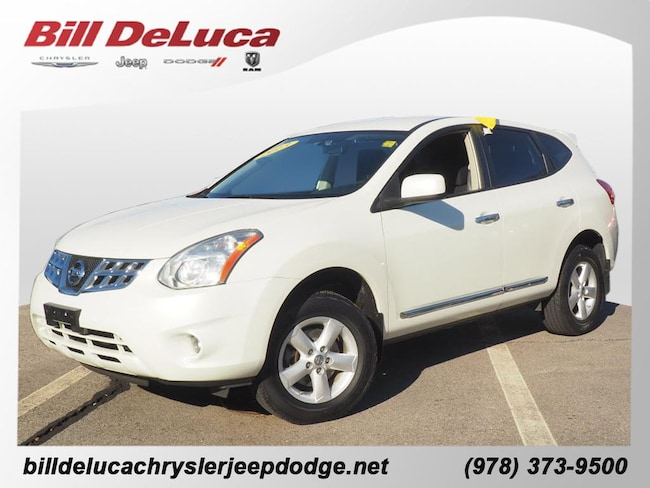 2013 Nissan Rogue S AWD S  Crossover
