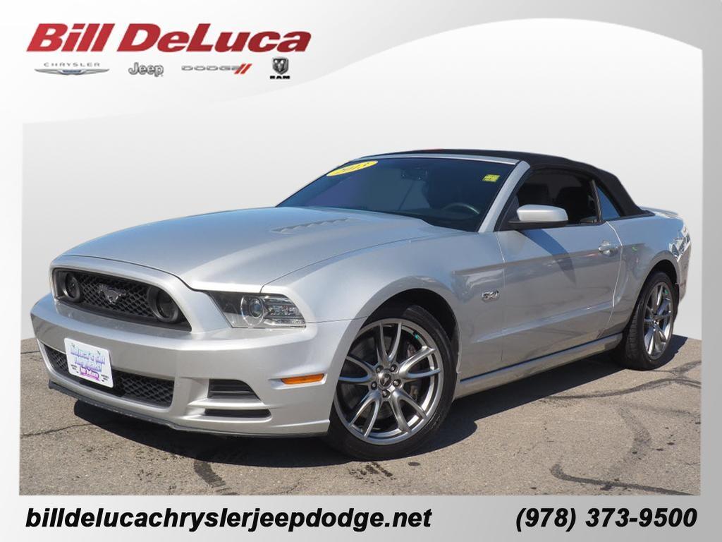 2013 Ford Mustang GT Premium GT Premium  Convertible