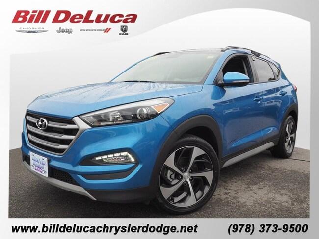 2018 Hyundai Tucson Limited AWD Value  SUV