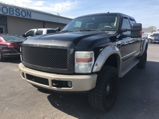 2008 Ford F-250 King Ranch Crew Cab Truck