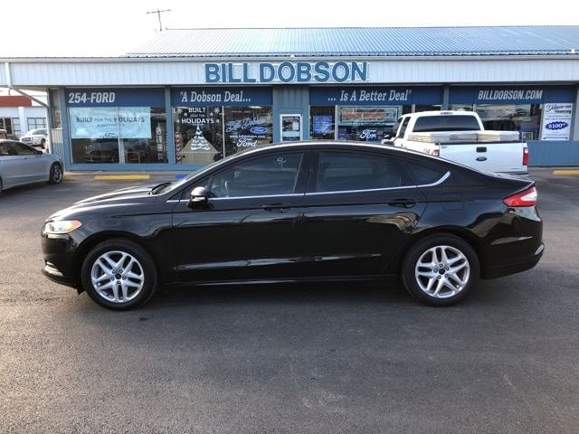 2019 Ford Fusion For Sale in Washington IN   Bill Dobson
