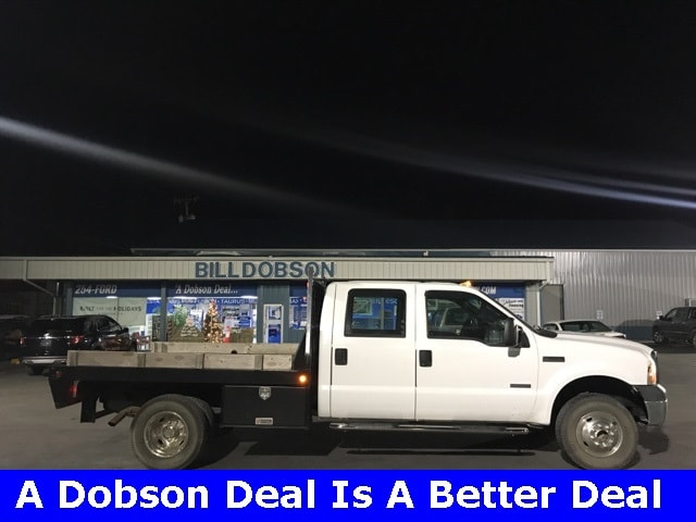 2007 Ford F-350 Chassis Cab XL Chassis Truck