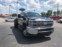 2017 Chevrolet Silverado 3500HD WT Extended Cab Long Bed Truck