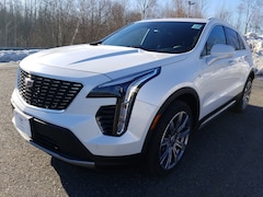 New 2019 CADILLAC XT4 Premium Luxury SUV