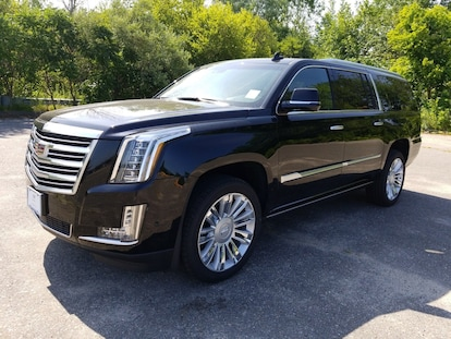 New 2019 Cadillac Escalade Esv For Sale At Bill Dodge