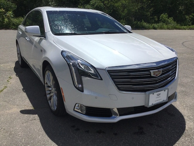 2018 CADILLAC XTS Platinum Sedan