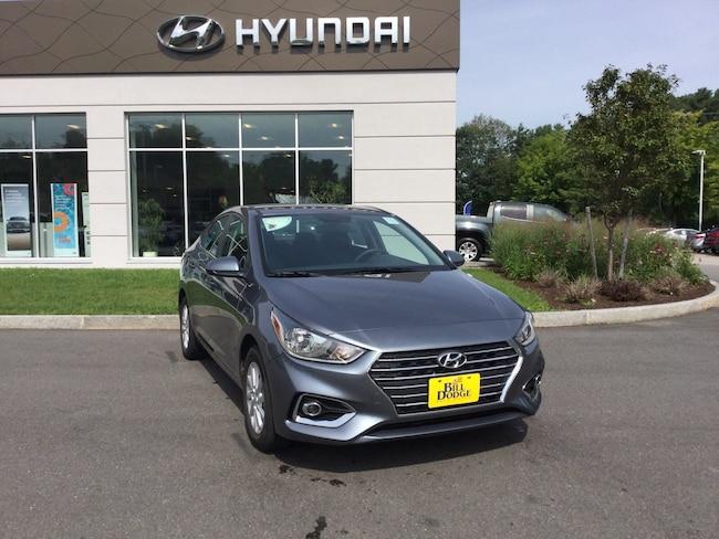 New 2019 Hyundai Accent SEL Sedan for sale or lease in Brunswick, ME
