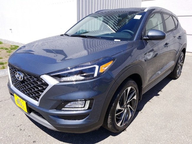 New 2019 Hyundai Tucson Sport SUV for sale or lease in Brunswick, ME