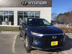 New 2019 Hyundai Santa Fe SE 2.4 SUV for sale or lease in Brunswick, ME