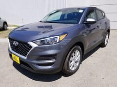 New 2019 Hyundai Tucson SE SUV for sale or lease in Brunswick, ME