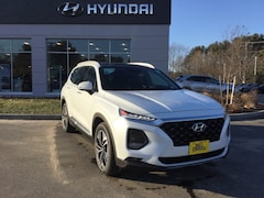 New 2019 Hyundai Santa Fe Limited 2.0T SUV for sale or lease in Brunswick, ME