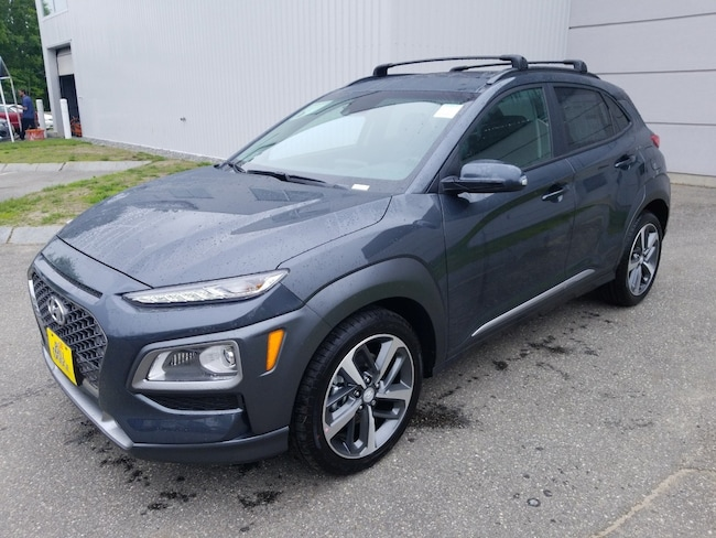 New 2019 Hyundai Kona Limited SUV for sale or lease in Brunswick, ME
